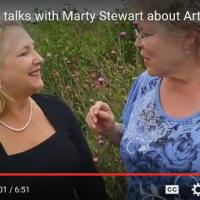 Renee Pillor Interviews Marty Stewart